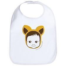 Fox Baby Bib