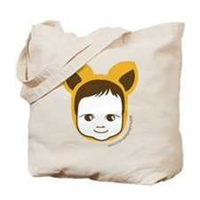 Fox Baby Tote Bag