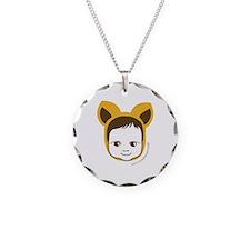 Fox Baby Necklace