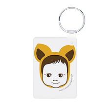 Fox Baby Keychains Keychains