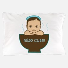 Miso Cute! Pillow Case