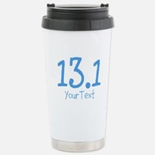 Customize BLUE 13.1 Travel Mug