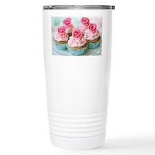 Cupcake Travel Coffee Mug