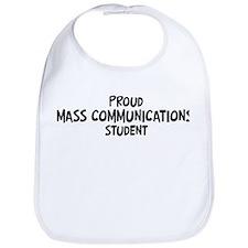 mass communications student Bib