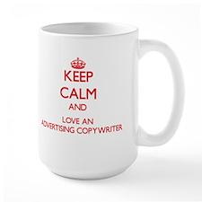Advertising Copywriter Mugs