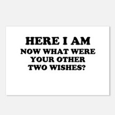 Here I Am Postcards (Package of 8)
