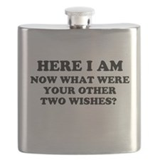 Here I Am Flask