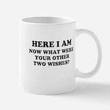 Here I Am Mugs