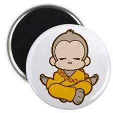 Shaolin Monkey Magnet