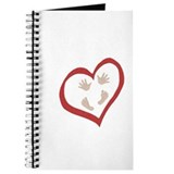 Baby shower Journals & Spiral Notebooks