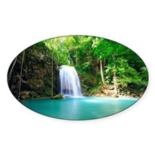 Waterfall Decal