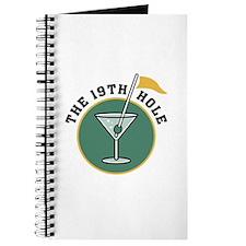 Golf Drinks Journal