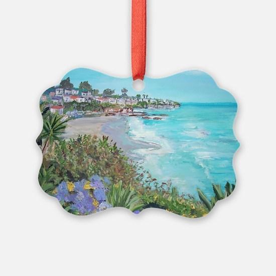 Laguna Beach Ornament
