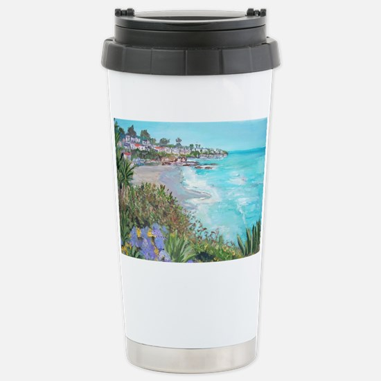 Laguna Beach Stainless Steel Travel Mug