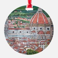 The Duomo of Florence Ornament