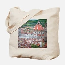 The Duomo of Florence Tote Bag