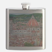 The Duomo of Florence Flask