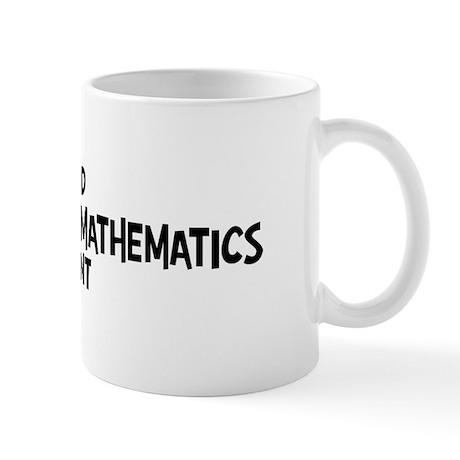 philosophy of mathematics stu Mug