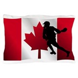 Canadian flag Pillow Cases