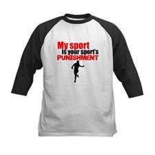 My Sport Is Your Sports Punishment Baseball Jersey