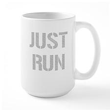 Just Run Mugs