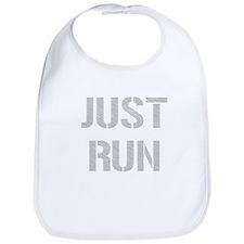Just Run Bib