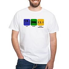 Eat Sleep Half Marathon T-Shirt