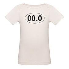 00.0 Running Oval T-Shirt