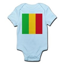 Flag of Mali Body Suit