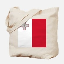 Flag of Malta Tote Bag