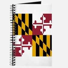 State Flag of Maryland Journal