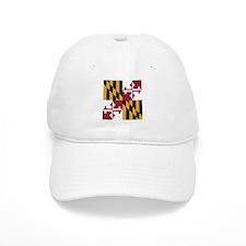 State Flag of Maryland Baseball Cap