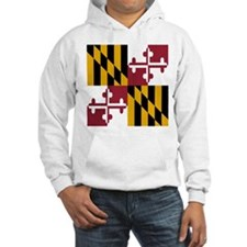 State Flag of Maryland Jumper Hoody