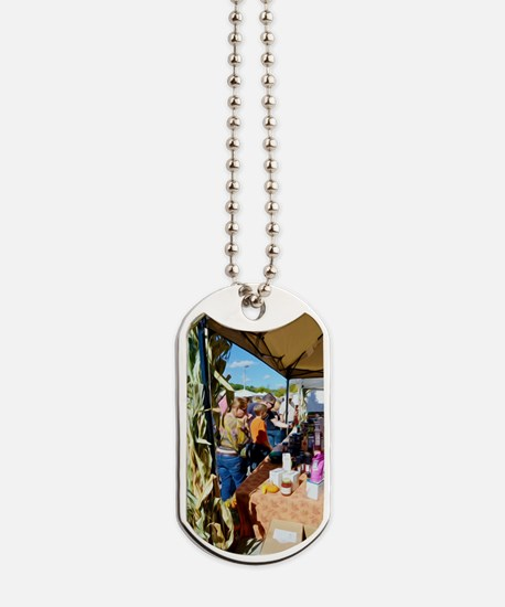 Country Herbs 2 Dog Tags