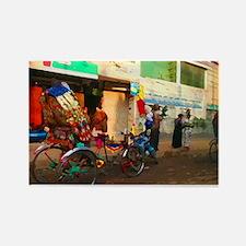 BD Rickshaw Magnets
