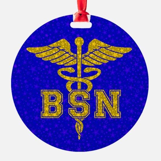 Bsn Ornament