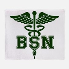 BSN Throw Blanket