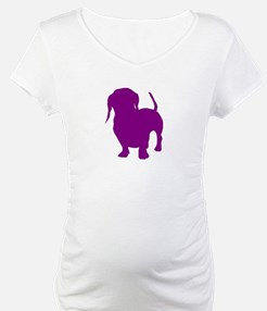dachshund purple 1 Shirt
