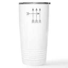 4 Four arrows Travel Mug