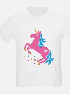Pretty pink unicorn T-Shirt