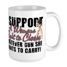 Womans Right to Choose Mug