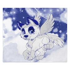 A Dreamy Wolf King Duvet