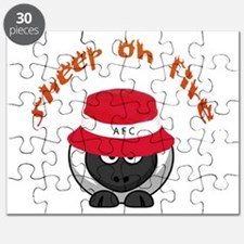 Sheep On Fire Puzzle