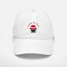Sheep On Fire Baseball Baseball Cap