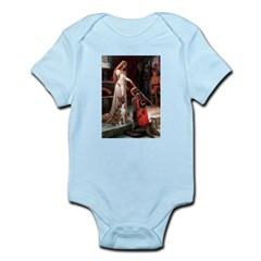 The Accolade & Boxer Infant Bodysuit