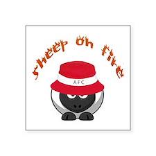 Sheeponfire Bucket Aberdeen Football Club Afc Car