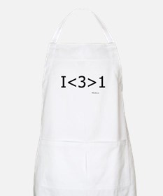 I love more than one BBQ Apron
