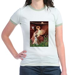 Seated Angel & Boxer T