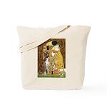 The Kiss & Boxer Tote Bag