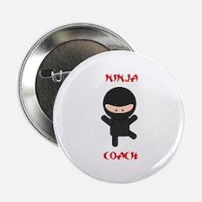 "Ninja Coach 2.25"" Button"